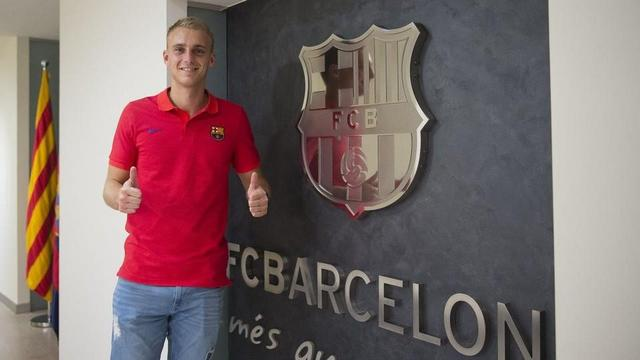 Barcelona yeni kalecisini duyurdu