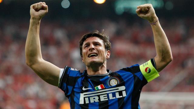 Inter'den Zanetti'ye büyük vefa!
