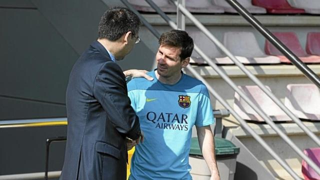 'Herkes biliyor ki, Barça Messi'yi...'