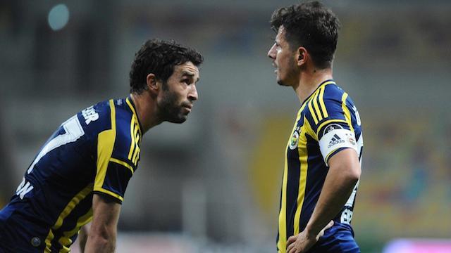 Fenerbahçe'yi kaptanı ipten aldı