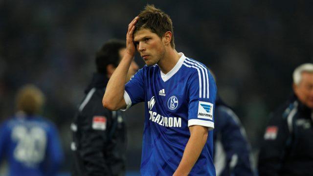 Schalke'de Huntelaar Krizi