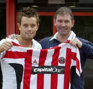 Lee Hendrie Sheffield United'Da