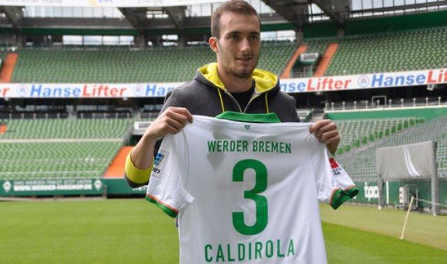 İtalya kaptanı Werder'de