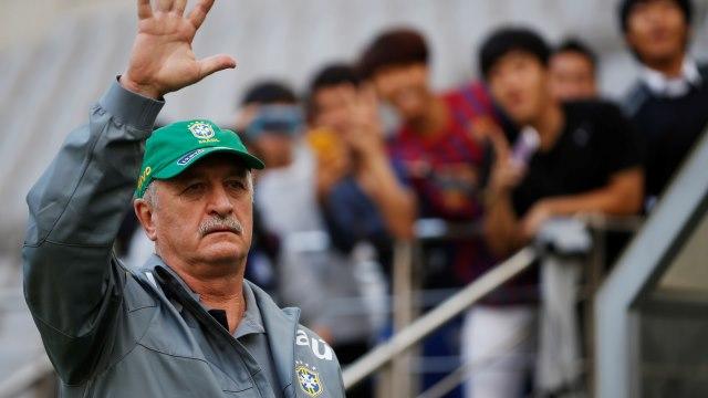 Palmeiras'ta Scolari dönemi
