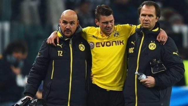 Dortmund'a kötü haber!