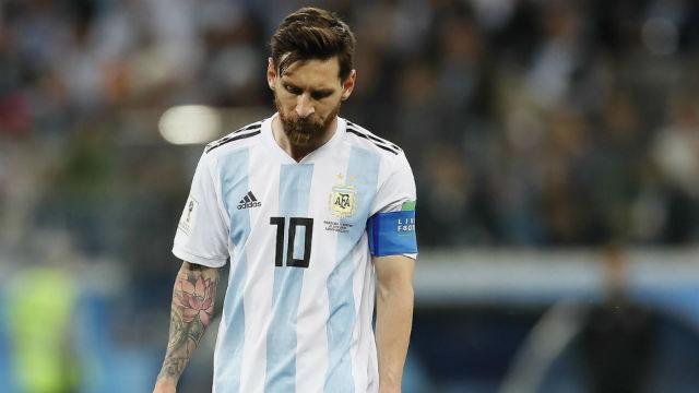 Sampaoli: Messi için her şeyi yaptık