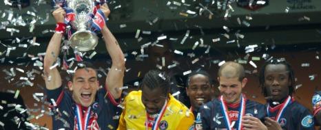 Mevlüt'lü PSG Kupayı Kazandı