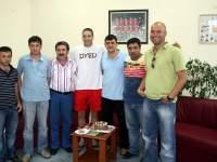 Stepanov'Dan Trabzonspor'A  Veda
