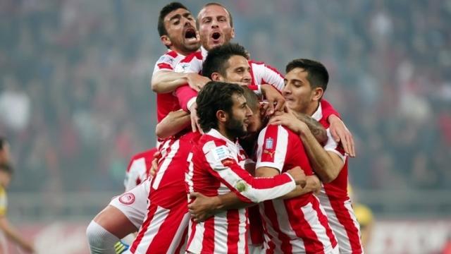 Olympiakos yine şampiyon!