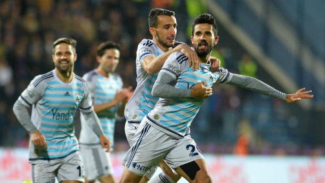 Alper attı Fenerbahçe kazandı