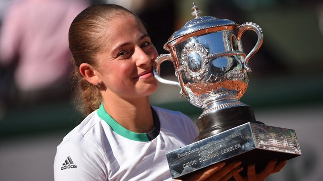Teniste yeni bir yıldız doğdu!