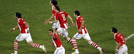 Paraguay Penaltılarla Turladı