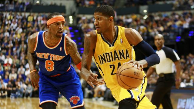 Pacers'ı Paul George Taşıdı