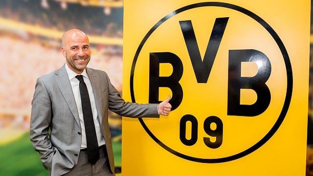 Dortmund artık O'na emanet