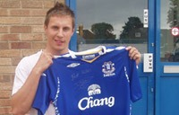 Everton'Un İlk Yenisi Jagielka