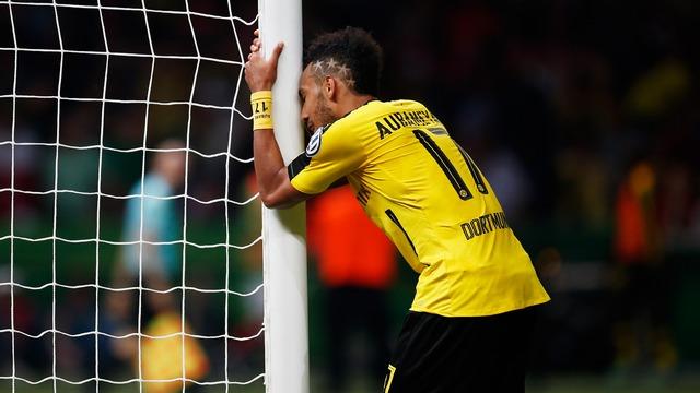 Aubameyang Dortmund'dan ayrılıyor