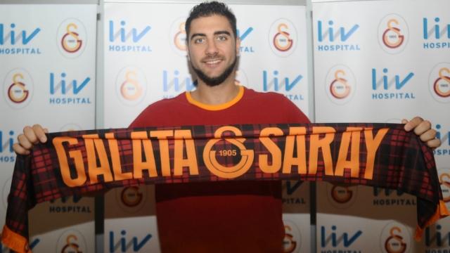 Galatasaray'dan tarihi transfer