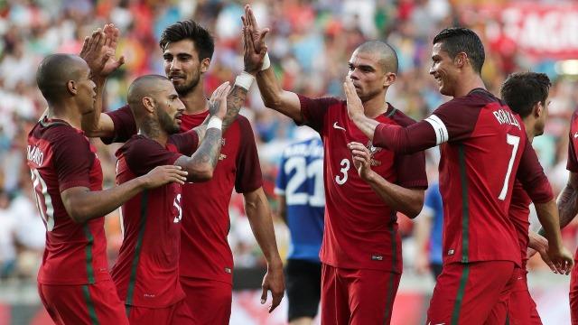 Q7 coştu, Portekiz 7 attı!