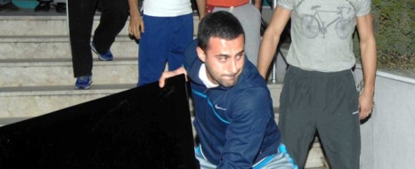 Denizlispor'da Haciz Gerilimi