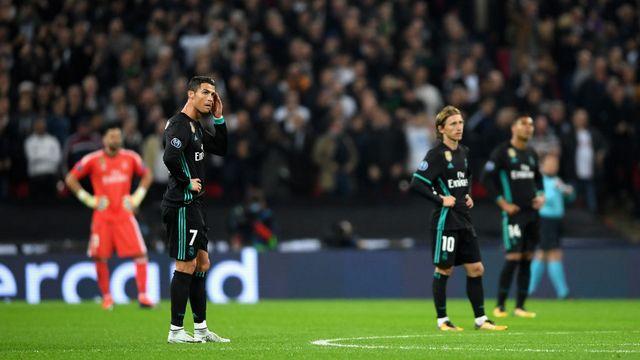 Real Madrid dağıldı!