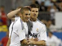Real Madrid'den Dostluk Maçında 5 Gol