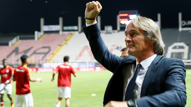 Riekerink: Sneijder'in ilk görevi...
