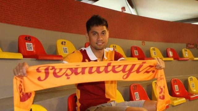 Galatasaray'a Fransız geldi