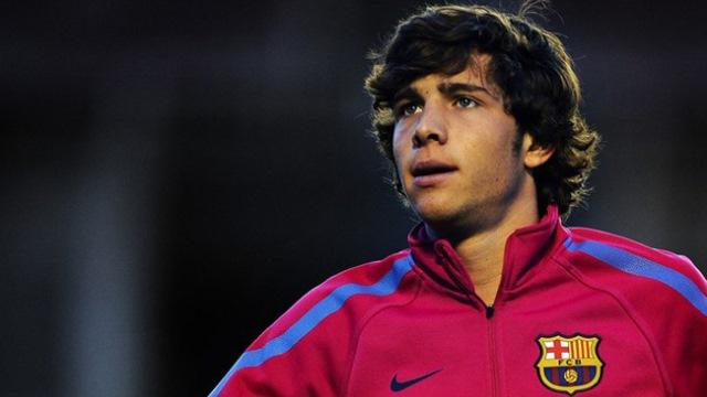 Barça'nın genci 40 Milyon Euro