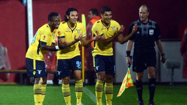'Lazio gitti geldi'