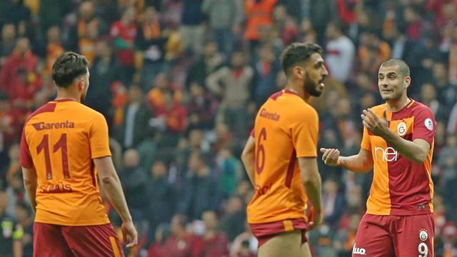 Galatasaray'dan kupaya 'Buruk' veda!