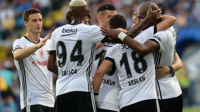 Beşiktaş'ın macerası başlıyor!
