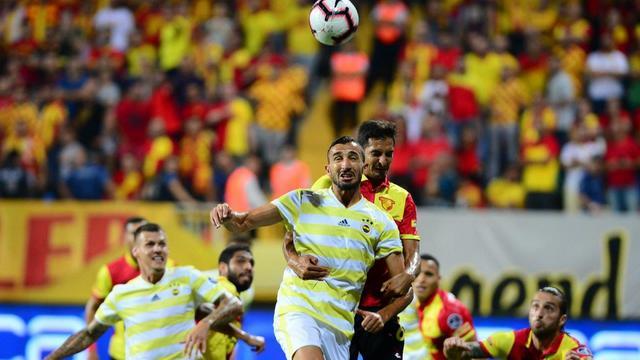 Fenerbahçe İzmir'de kayıp!