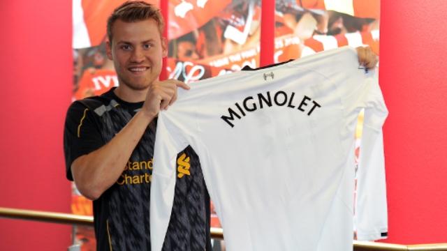 Liverpool'a yeni kaleci