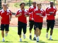 Sivasspor-Sc Braga Maçina Doğru