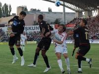 Sivasspor'Un Avrupada İlk Yenilgisi