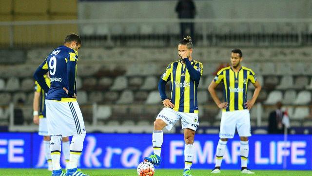 Fenerbahçe bir puanla kapattı