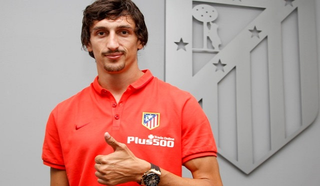 Atletico'ya yeni stoper