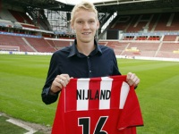 Genç Milli golcü PSV'de