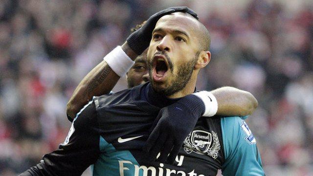 Thierry Henry'nin hayran olduğu Türk