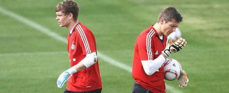 Bayern Kalesinde Harekat!