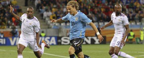 Güney Afrika - Uruguay Maçına Doğru