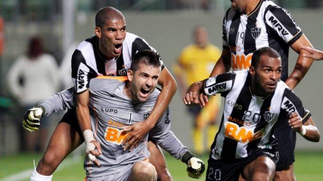 Libertadores'te Penaltı Mucizesi