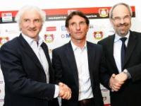 Leverkusen Hocasini Buldu