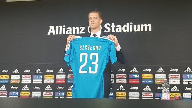 Juventus'a yeni kaleci
