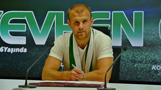 Konyaspor Opanasenko'yu transfer etti
