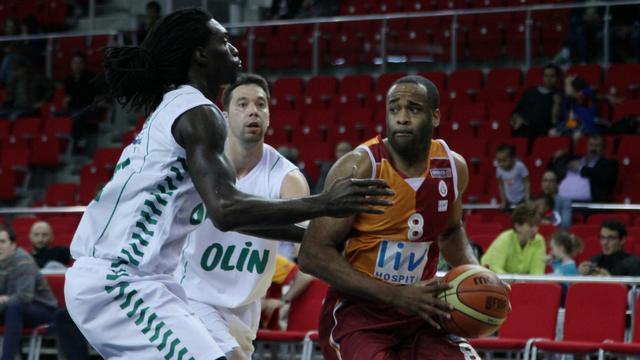Galatasaray Liv Hospital 18. galibiyetini aldı