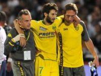 Nantes'ta Abdoun üzüntüsü!