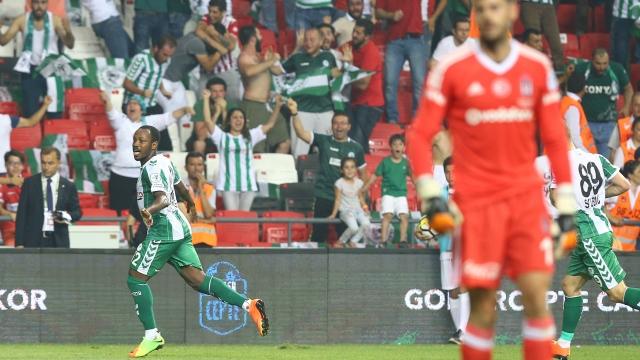 Süper Kupa Konyaspor'un!