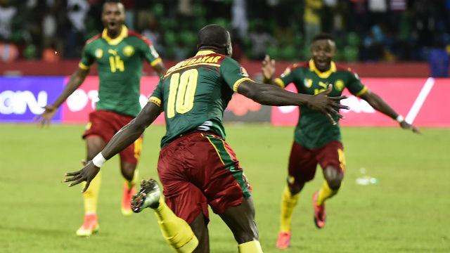 Aboubakar attı şampiyonluk geldi