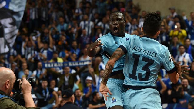Porto, Monaco'yu yıktı